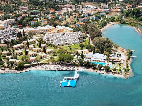 Louis Corcyra Beach Hotel, Gouvia