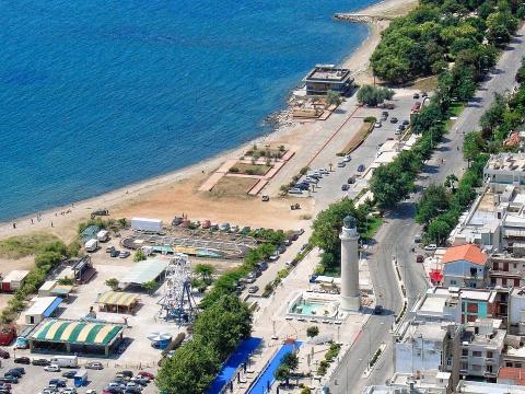 Pharos sq. Alexandroupolis