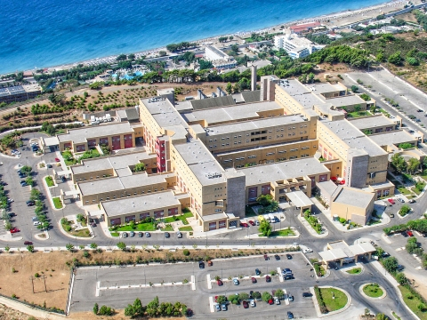 Rodos Hospital, Greece