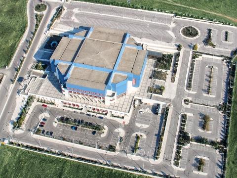 PAOK Sports Arena, Pylea, Thessaloniki