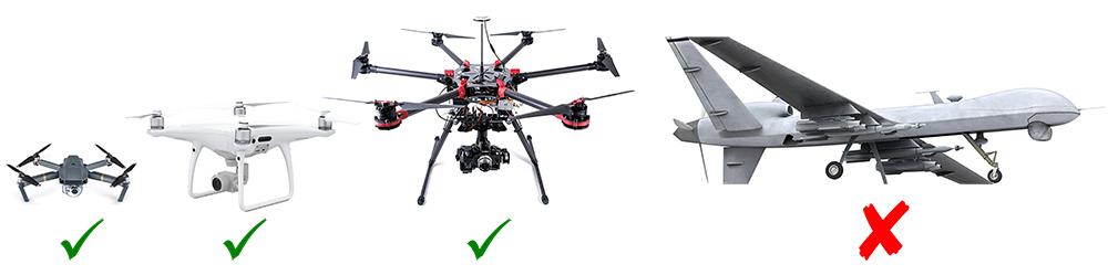 Πτυχίο drone