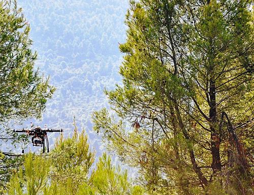Εξακόπτερο (hexacopter) αεροφωτογράφησης