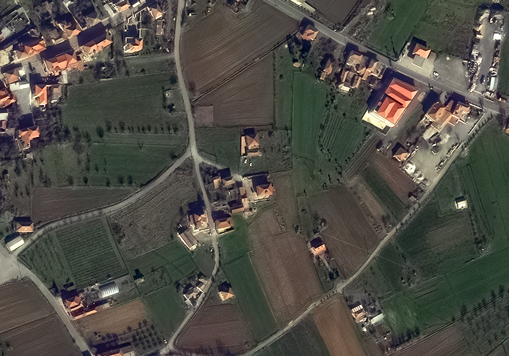 Aerofwtografies Apo Doryforo Deigmata Analysewn Airphoto Gr